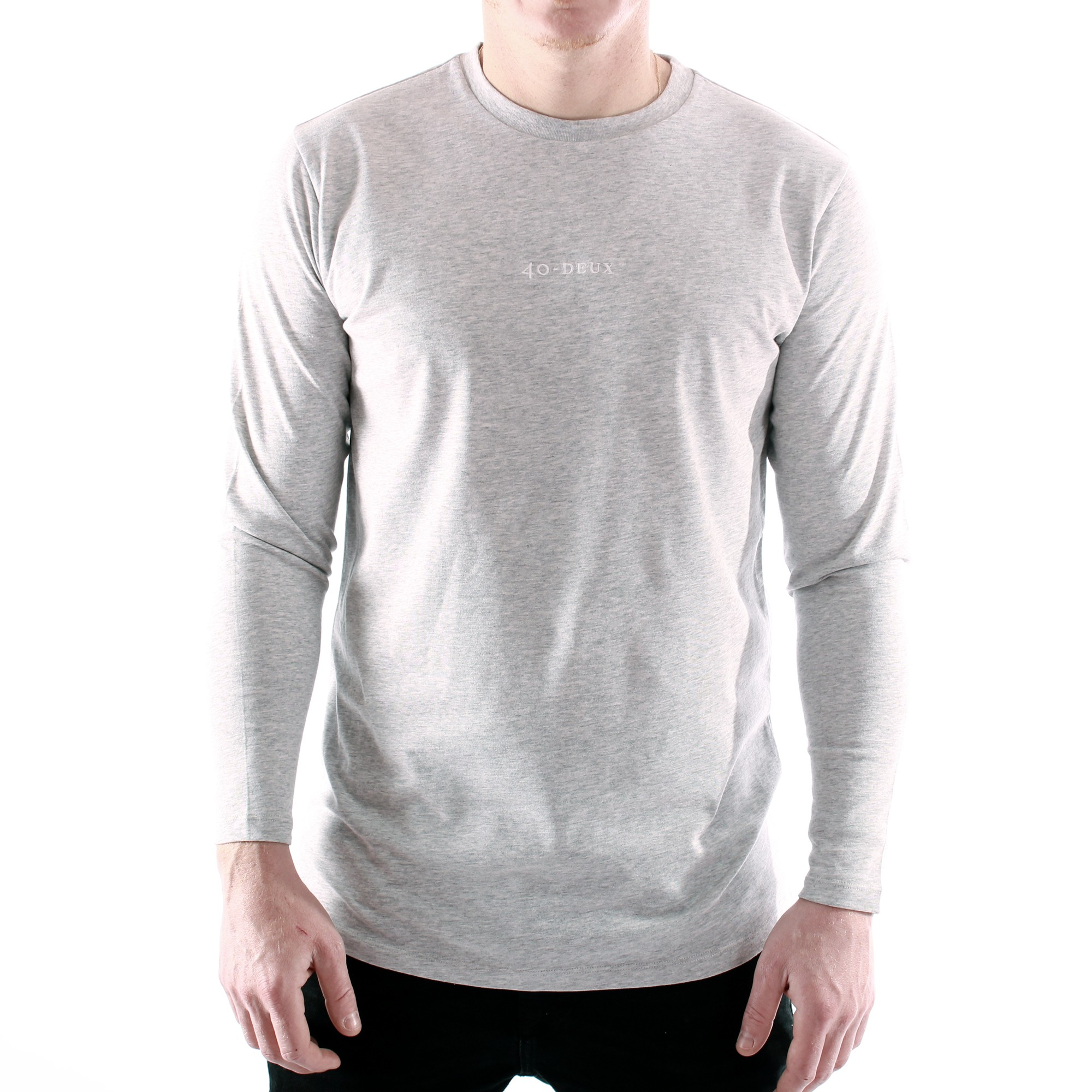 40-DEUX Embroidery T-Shirt